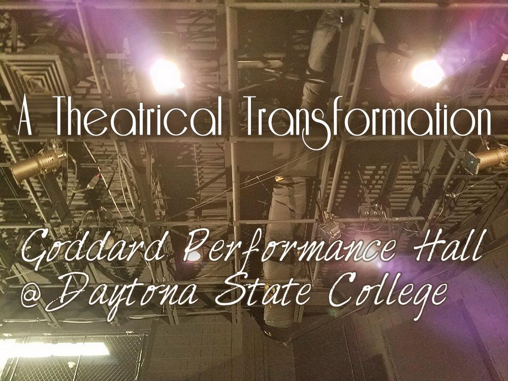Goddard Performance Hall Transformation