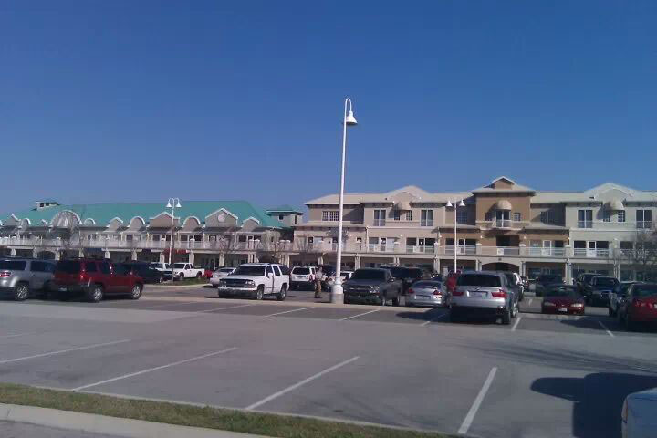 Palm Coast-- City offices and retail
