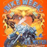 Bike Week Tee 2009
