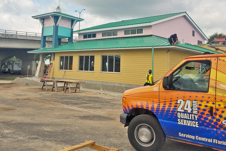 Jimmy Hula's Port Orange....Portfolio